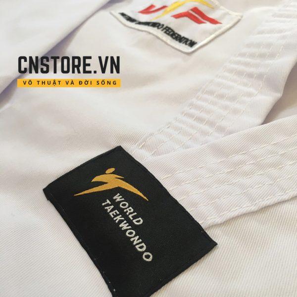 quần áo võ taekwondo giá rẻ