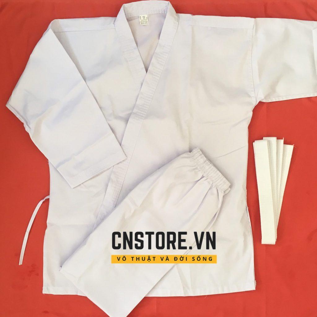võ phục karatedo giá rẻ