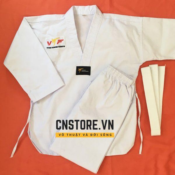 võ phục taekwondo giá rẻ