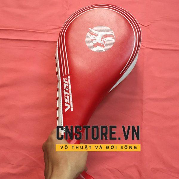 vợt tập đá màu đỏ 1