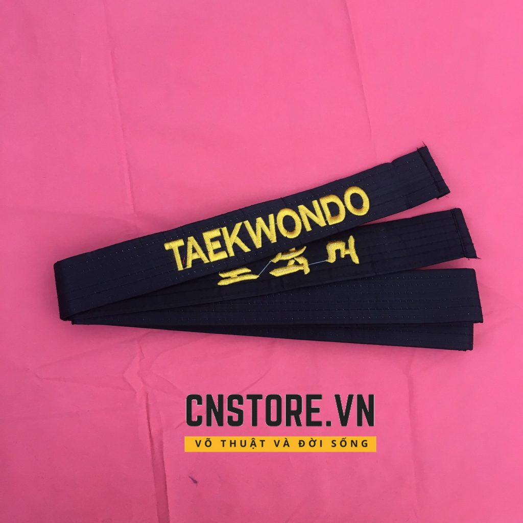 đai taekwondo