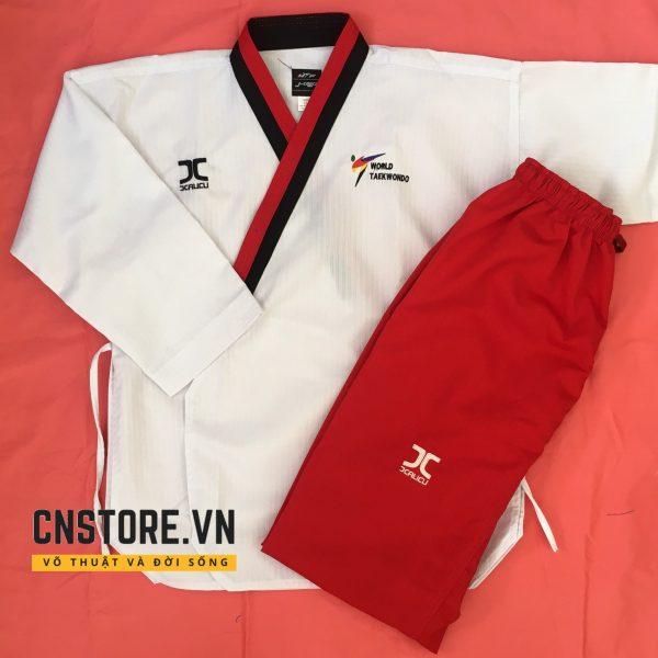 Vo phuc quyen Taekwondo quan do 2