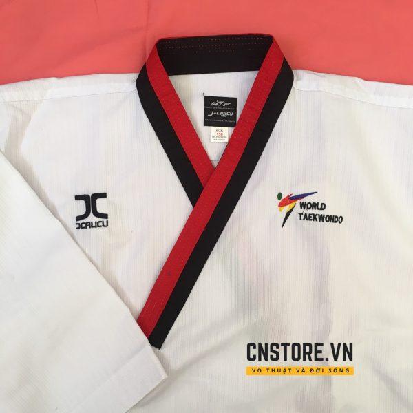 Vo phuc quyen Taekwondo quan do 4