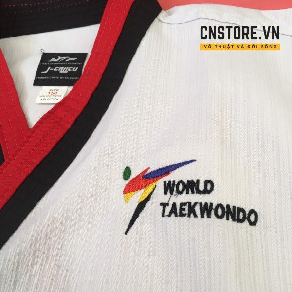 Vo phuc quyen Taekwondo quan do 7
