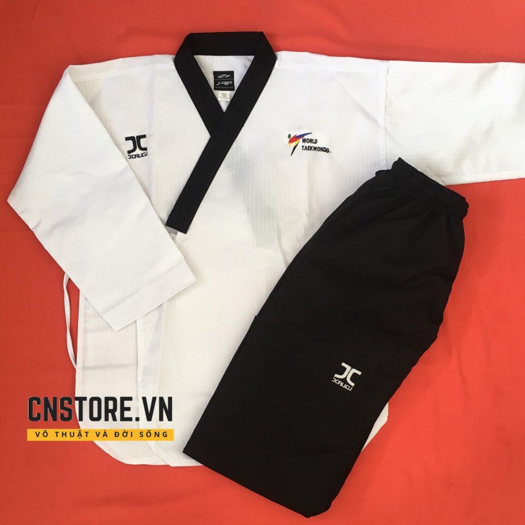vo phuc quyen taekwondo quan den 2