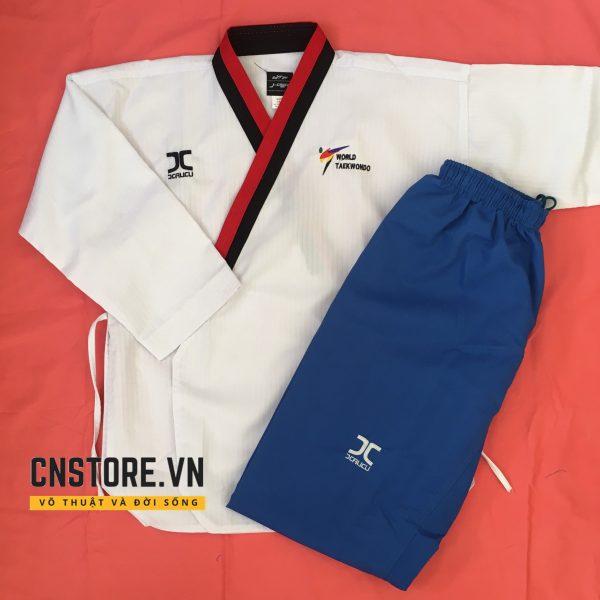 vo phuc quyen taekwondo quan xanh nhat 3