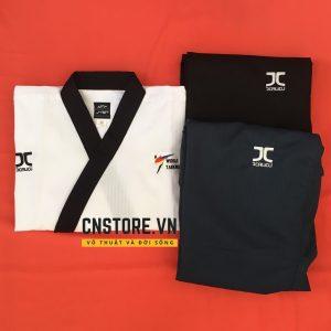 vo phuc taekwondo quyen 1