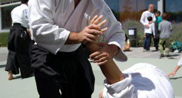 aikido tự vệ hiệu quả