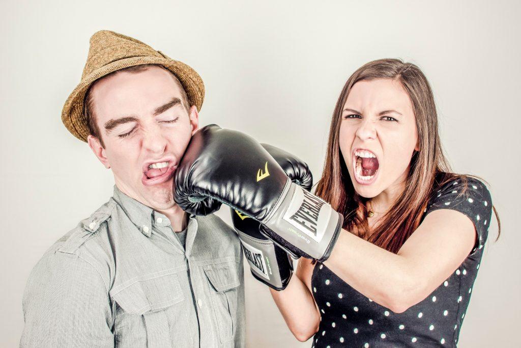 aikido tự vệ trước các xung đột mối quan hệ