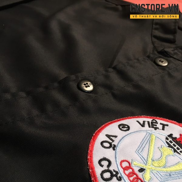 áo võ cổ truyền