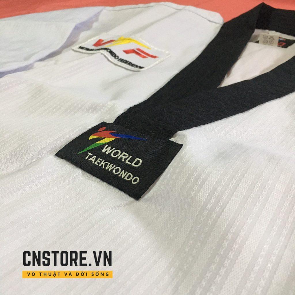 quan ao taekwondo