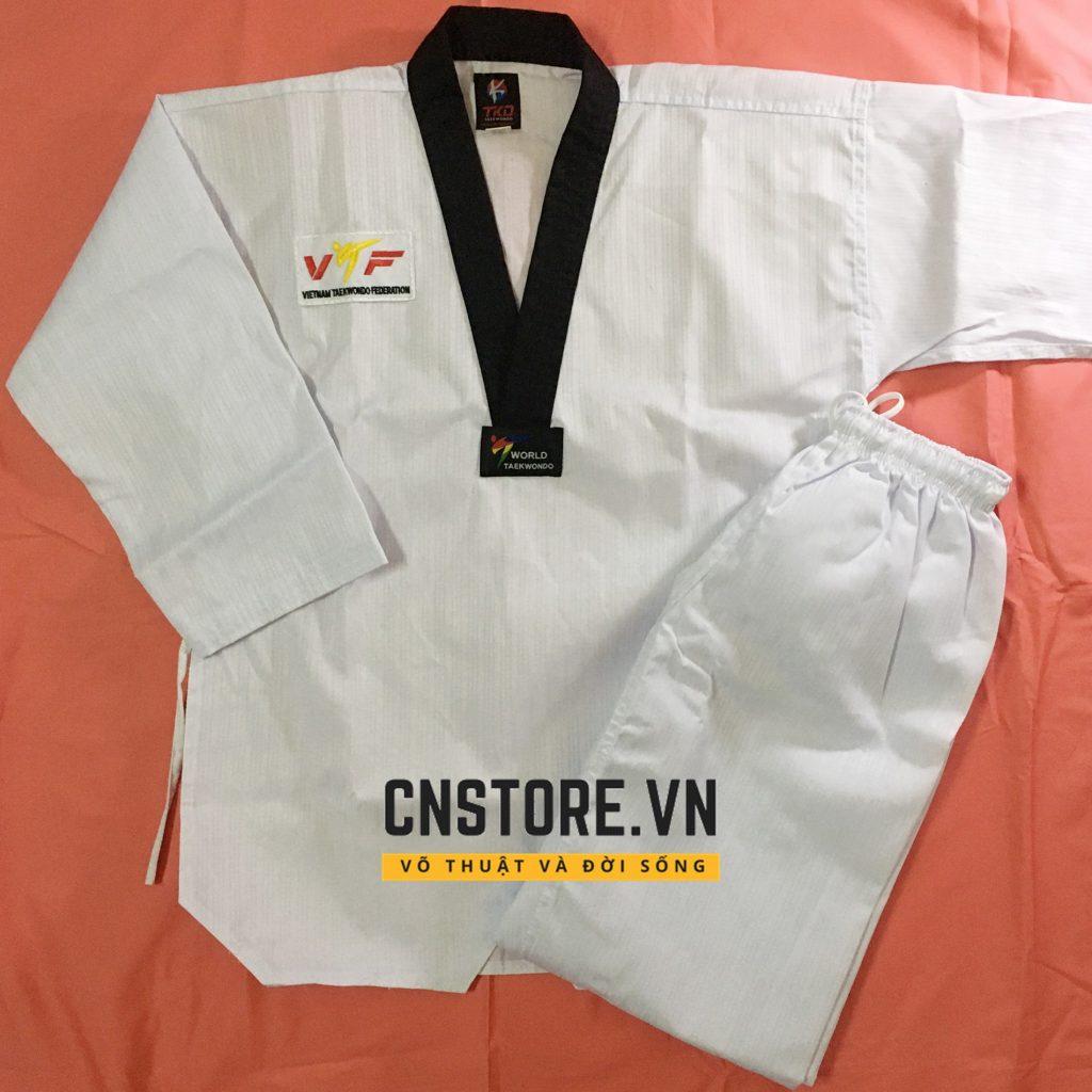 quan ao taekwondo co den gia re