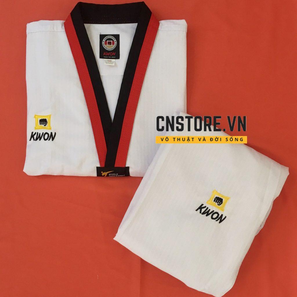 trang phục taekwondo